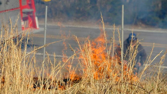 Marion County Judge Terry Ott has issued a burn ban for Marion County, citing dry conditions.