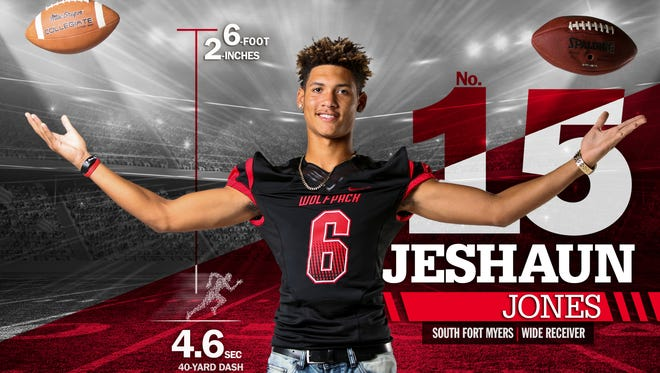 Jeshaun Jones, South Fort Myers