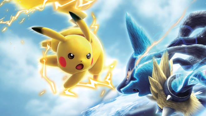 Pokken Tournament for the Wii U.