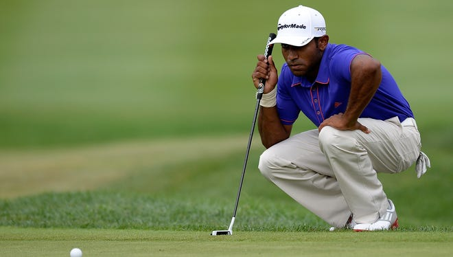 Bhavik Patel is one of the players who needs a good week in the Web.com Tour Championship.