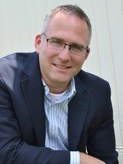 Matthew Pepper, Michigan Humane Society president and CEO