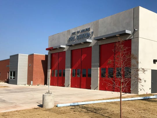 The new Fire Station No. 7 will be put in use early