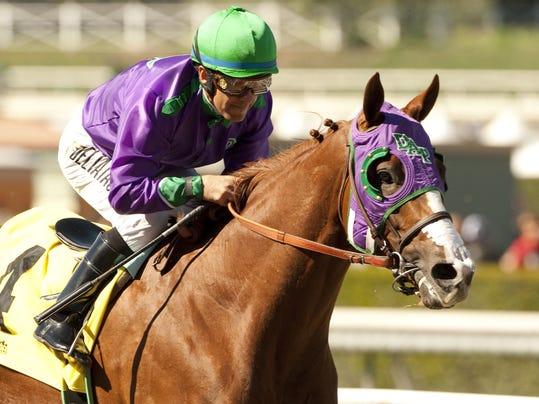 Santa Anita Horse Racing