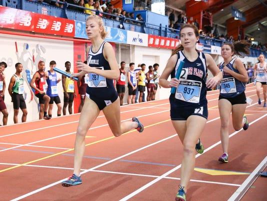 Caroline Breshear Track & Field