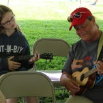 Peace through music: Perry's Monument hosts Put-in-Bay Music Festival