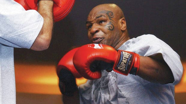 Mike Tyson became the youngest heavyweight champion of all time in 1986. He was 20. Now he's 53 and considering a comeback.