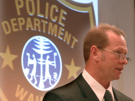 Wausau Police Chief Jeff Hardel said he thought communication would be key to easing tensions in Ferguson, Missouri.