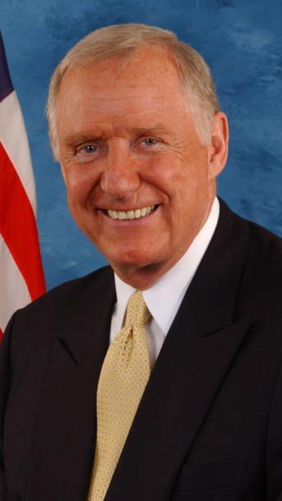 Former U.S. Rep. Dan Burton