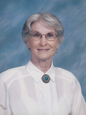 Mary Ewing Sterling, 82 of Windsor, died February 13, 2015.