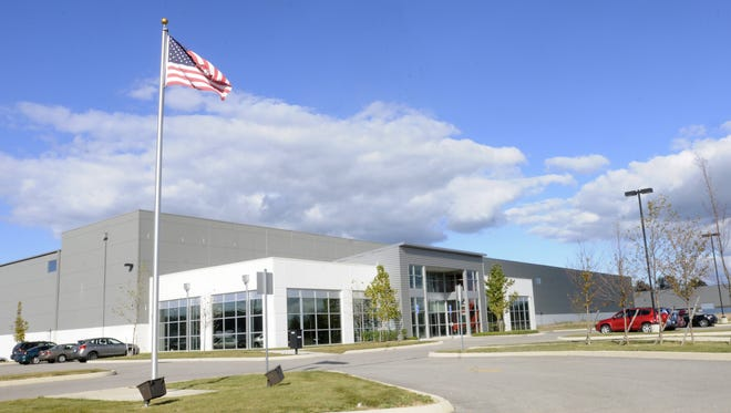 Accel in the New Albany beauty campus