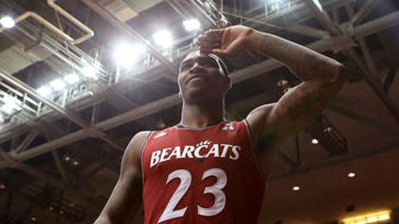 Former University of Cincinnati star Sean Kilpatrick