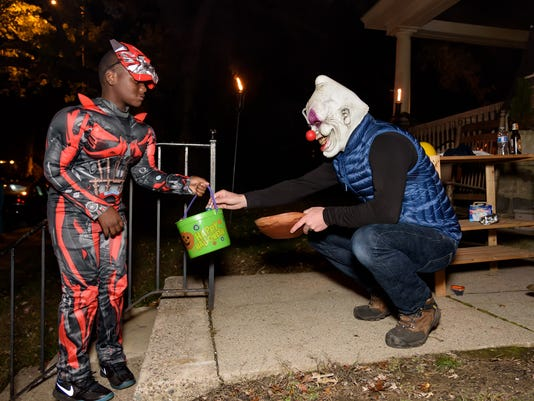 Wilmington Trick or Treating
