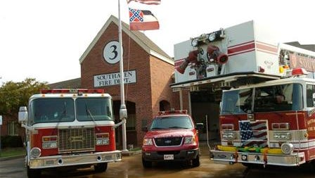 A $1.5 million grant is allowing Southaven to hire 12 additional firefighters