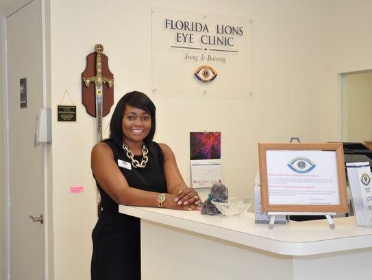 Tameka Seaton is the executive director of the Florida