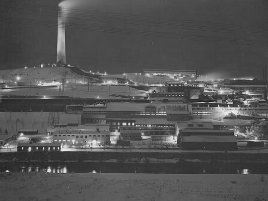 """""""Under the Big Stack: The Great Falls Smelter Remembered"""""""
