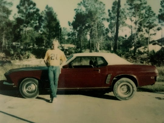 Ben Freeland at 16 bought his first car ever, a 1970