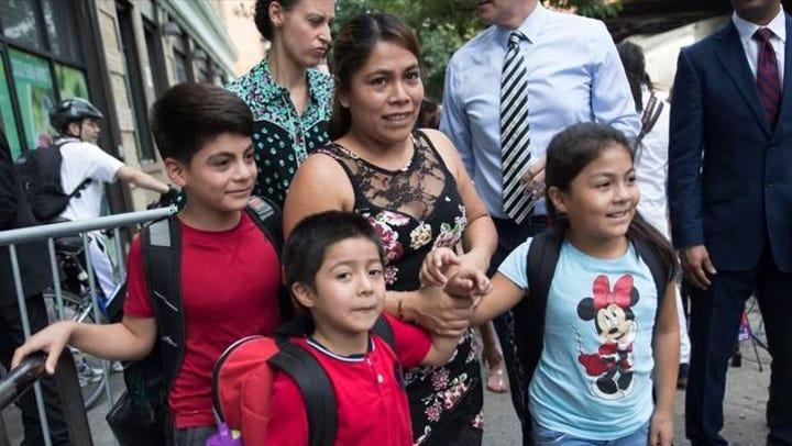 Guatemalan mom Yeni Gonzalez gets temporary custody of her children