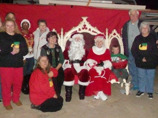The Lions Club and Lumberton Economic Development Council are co-sponsored an Olde Tyme Christmas event Dec. 3 in Lumberton.