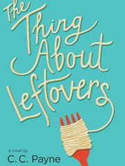 The Thing About Leftovers book cover.