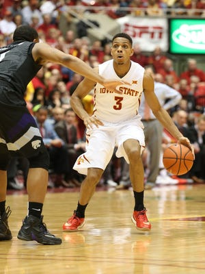 Hallice Cooke could play for the Wolf Pack next season.