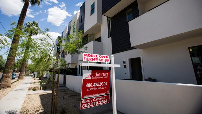 Realtor.com predicted that metro Phoenix will be the top U.S. housing market in 2017. Steady growth, a short supply of foreclosures and a tight new home market make the Valley one of the healthiest housing markets in the country.