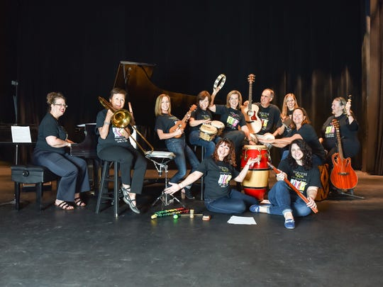 The Lyric League is tuning up for the 2018 Youth Arts