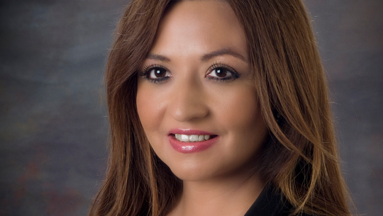 Tulare City Council candidate Maritsa Castellanoz.