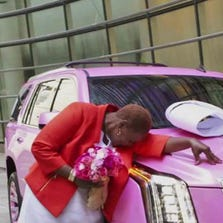Teddy Bridgewater made a promise to his mother that one day he would buy her a pink Cadillac Escalade.