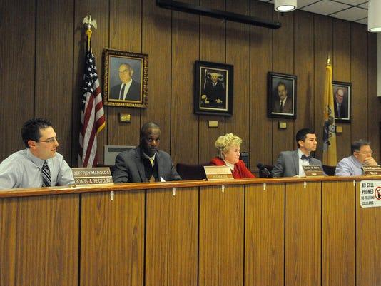 New Buena Councilman Matthew Walker Sr.