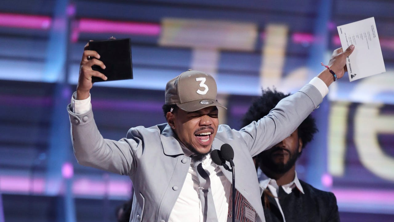 Chance the Rapper crashes Bonnaroo 2017 Comedy Tent
