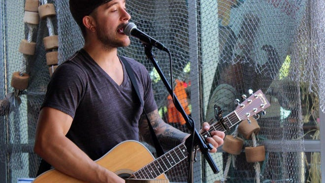 Jesse James Weston will  play at Altered Distillery Saturday.