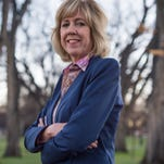 Beth Walker, dean of the College of Business at Colorado State University, took over the position in July after serving as chair of the marketing department in the School of Business at Arizona State University.