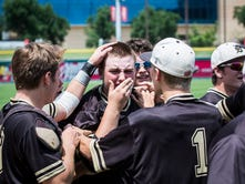 IHSAA baseball: After challenging year, a triumphant ending for Etchison family