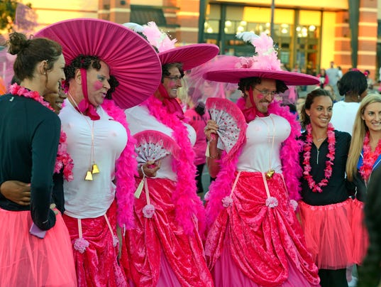 Breast cancer walk in pensacola fl