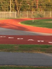 ATT Sports of Berlin, N.J. has been awarded the contract to install a new surface on Lebanon High School's track this summer.