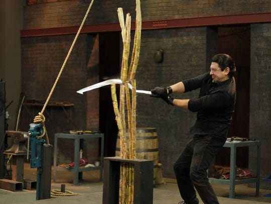 Doug Marcaida has been a part of Forged in Fire since