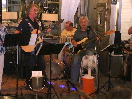 RH Silverwood and Friends (from left): Robin Hoover,