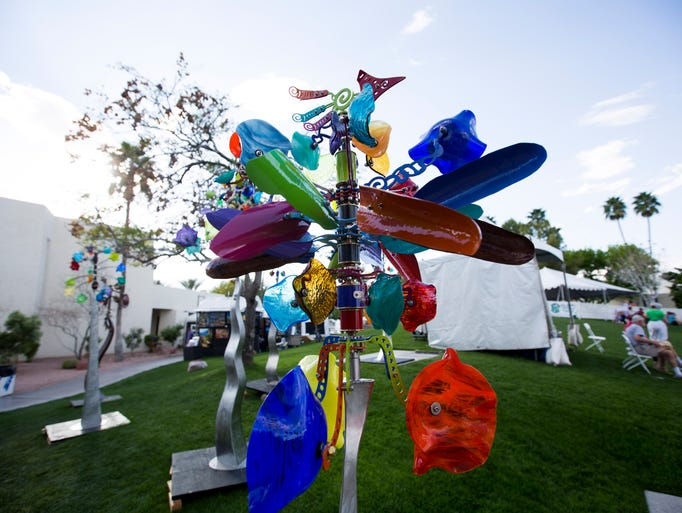 Immerse yourself in art orchids this weekend in phoenix for Craft fairs in phoenix az