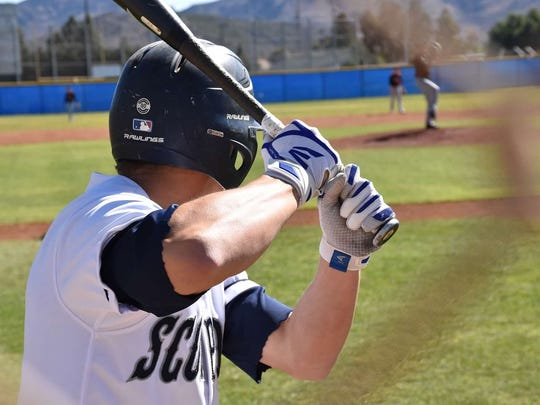 Andrew Lucas has become a force at the plate for Camarillo High, with opponents deciding it isn't such a bad idea to walk him intentionally.