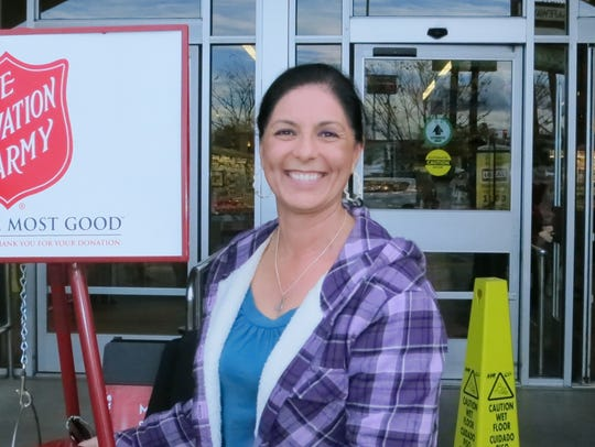 Theresa Sisto of Cottonwood attends the annual City