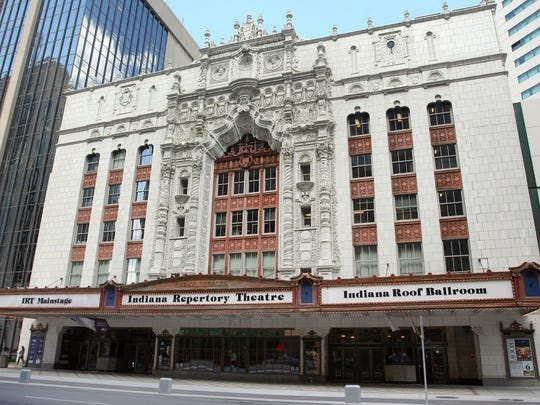 """The Indiana Repertory Theatre will present """"The Mousetrap"""" from April 26 through May 22."""