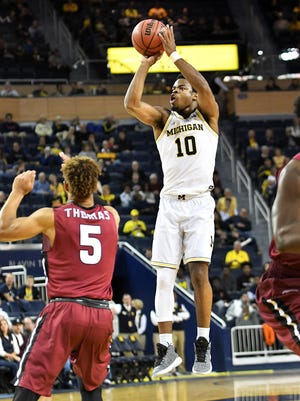 Over the last five games Derrick Walton Jr. has posted three 20-plus point performances and is averaging 18.6 points, 6.2 rebounds and 3.2 assists in 33.6 minutes.