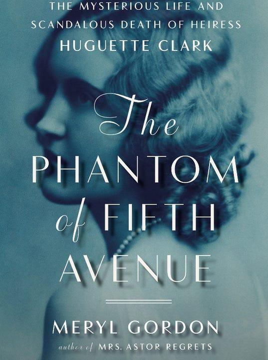 Phantom of Fifth Avenue Cover
