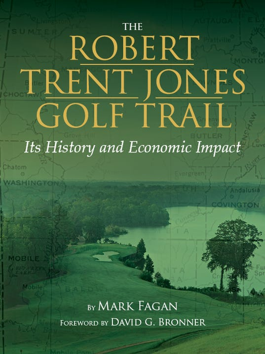 Book gives trail map of RTJ history