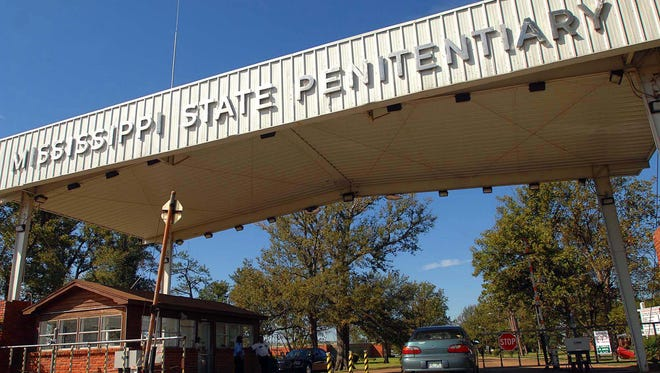 The state Penitentiary at Parchman