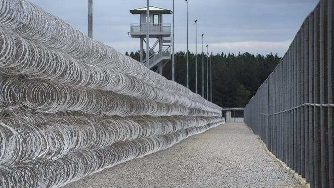The Lee Correctional Institution in Bishopville, S.C. A South Carolina prisons spokesman says several inmates are dead and others required outside medical attention after hours of fighting inside the maximum security prison.