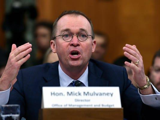 Mick Mulvaney