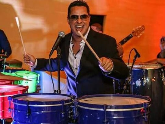 Tito Puente Jr. and his ensemble will perform a fundraising