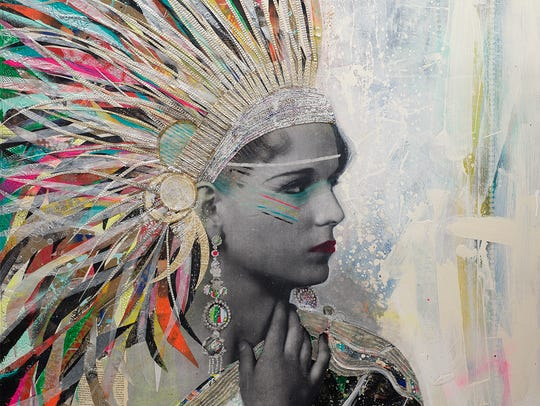 """""""Fearless Warrior"""" by Holly Suzanne Rader"""
