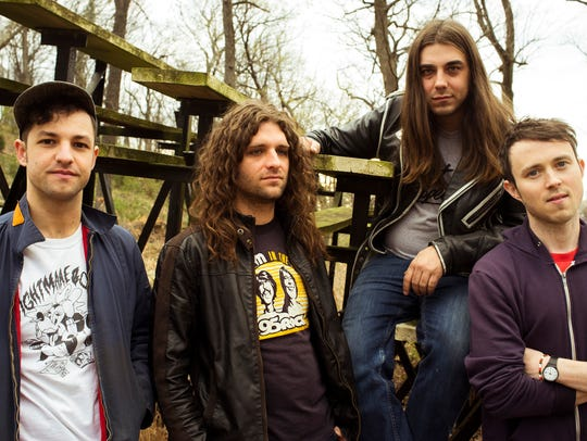 Lee Bains III & the Glory Fires Band play the Cactus